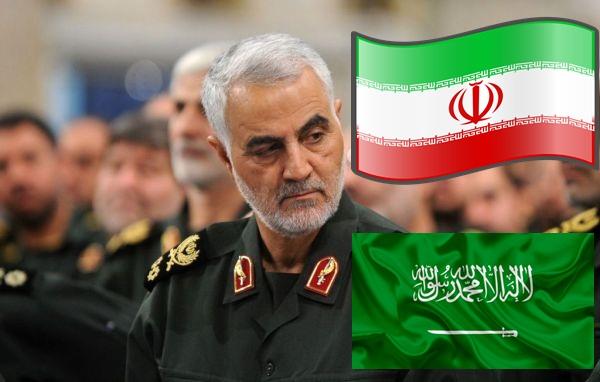 اغتيال قاسم سليماني - قاسم سليماني - إيران