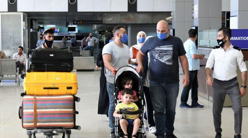 هيئه الطيران السعودي يستأنف الرحلات