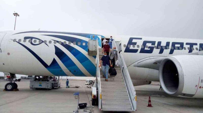 رسميآ فتح جميع الرحلات بين مصر والسعودية عقب العيد الوطني